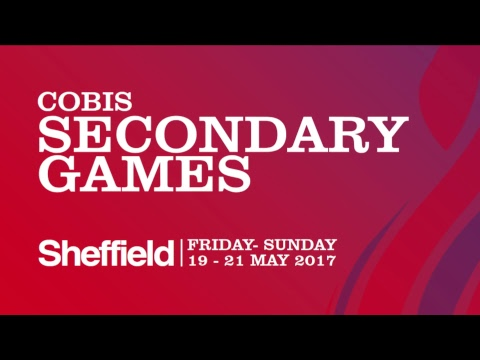 Cobis Games 2017: Football Pitch 1 with Commentary / Graphics