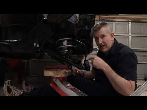 Front Suspension Install!!! – 1987 Olds 442: Video 21