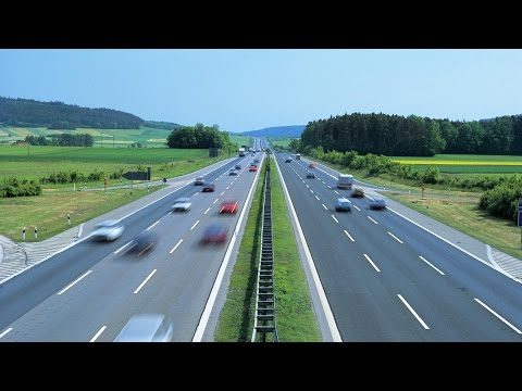 A History of Europe's Motorways- developing the TEN-T Road Network