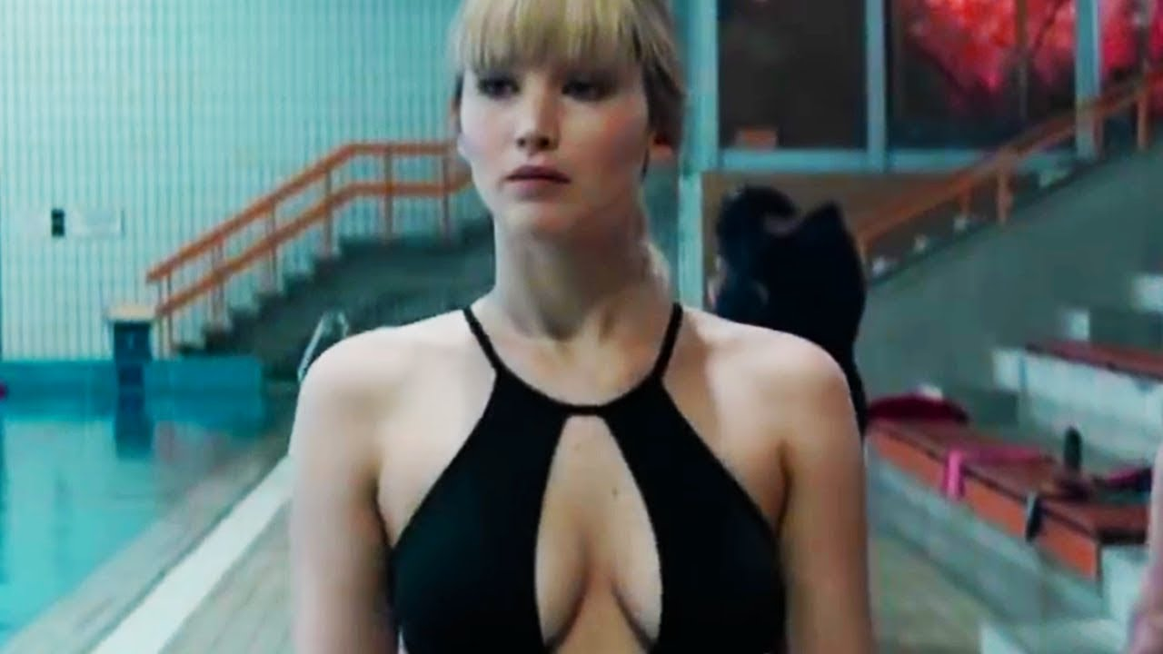 Red Sparrow Jennifer Lawrence Movies