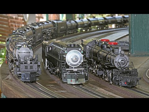 Six Days   Four Car Clubs   To See Trains