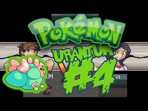 Πρώτο Gym&Evolution|Pokemon Uranium #4