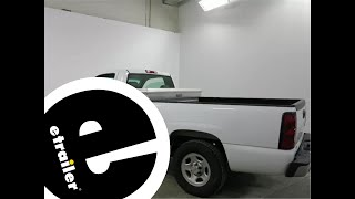 Installation of a Trailer Brake Controller on a 2004 Chevrolet Silverado - etrailer.com
