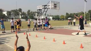 Basketball Competition - Skills Competition