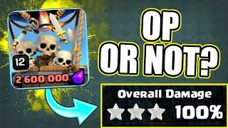DROP SHIP NEW STRATEGY!? - Clash Of Clans - OP......OR NOT?