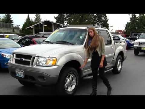 Virtual Walk Around Video of a 2002 Ford Explorer Sport Trac at Titus Will Ford in Tacoma f40074a