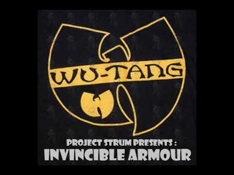 WU-TANG CLAN- INVINCIBLE ARMOUR ( TYPE INSTRUMENTAL) 2019