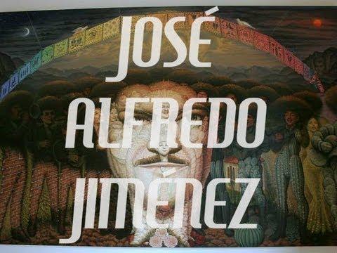 José Alfredo Jiménez Mix - 10 de sus más grandes éxitos.