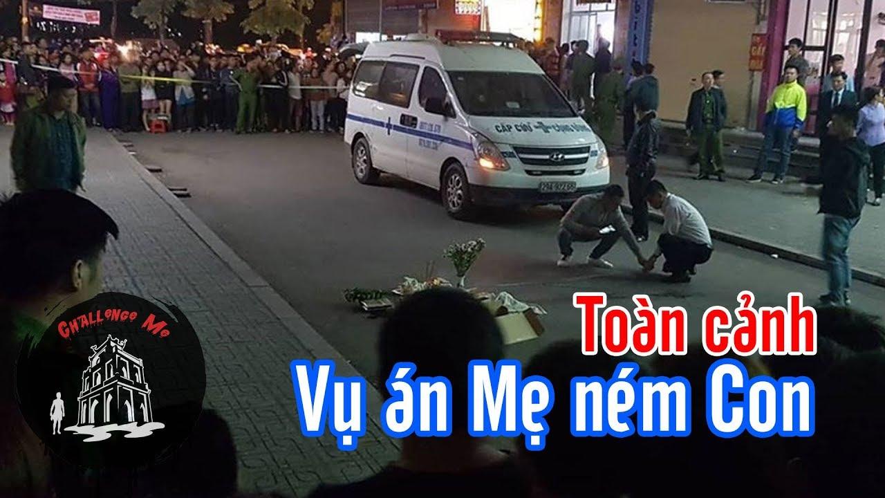 Toàn cảnh vụ án mẹ trẻ ném con ở Chung cư Linh Đàm