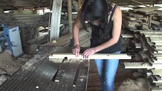 Construcción En Madera Reciclada (Casa Perro)