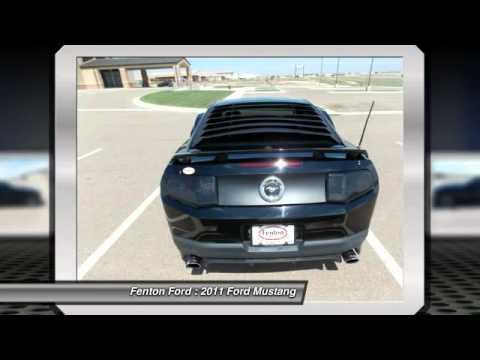 2011 Ford Mustang Dumas Tx B5137665 Youtube