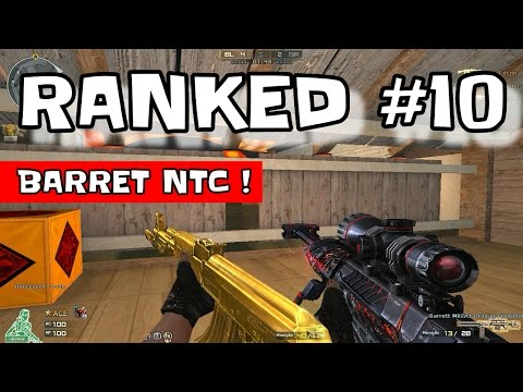 RANKED #10 | BARRET VIP É O TERROR! ft. im.STYLE | CROSSFIRE AL 2.0