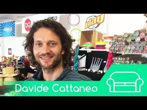 Davide Cattaneo, Play juggling props - Ep09 Juggle Jabber