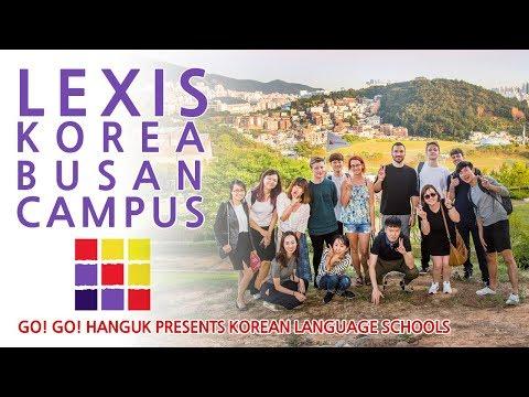 Go! Go! Hanguk Presents: Lexis Korea Busan Campus