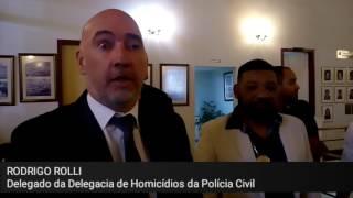 CPI DAS GANGUES: Rodrigo Rolli, Delegado do DEH faz palestra na câmara