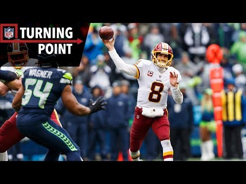 Kirk Cousins' Clutch Throws Stun Seahawks (Week 9) | NFL Turning Point