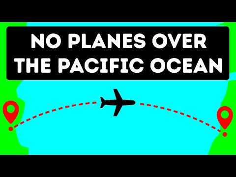 DJ Ramo G - So planes don't fly over the Pacific ocean? Don't ppl fly to Hawaii?