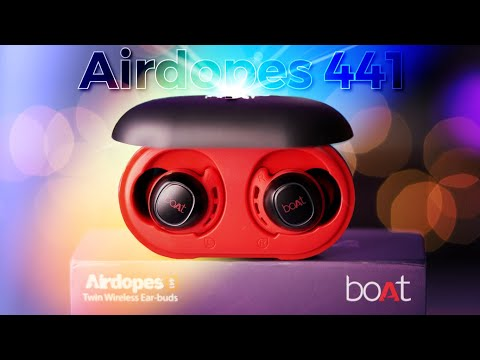 boAt Airdopes 441:ULTIMATE REVIEW