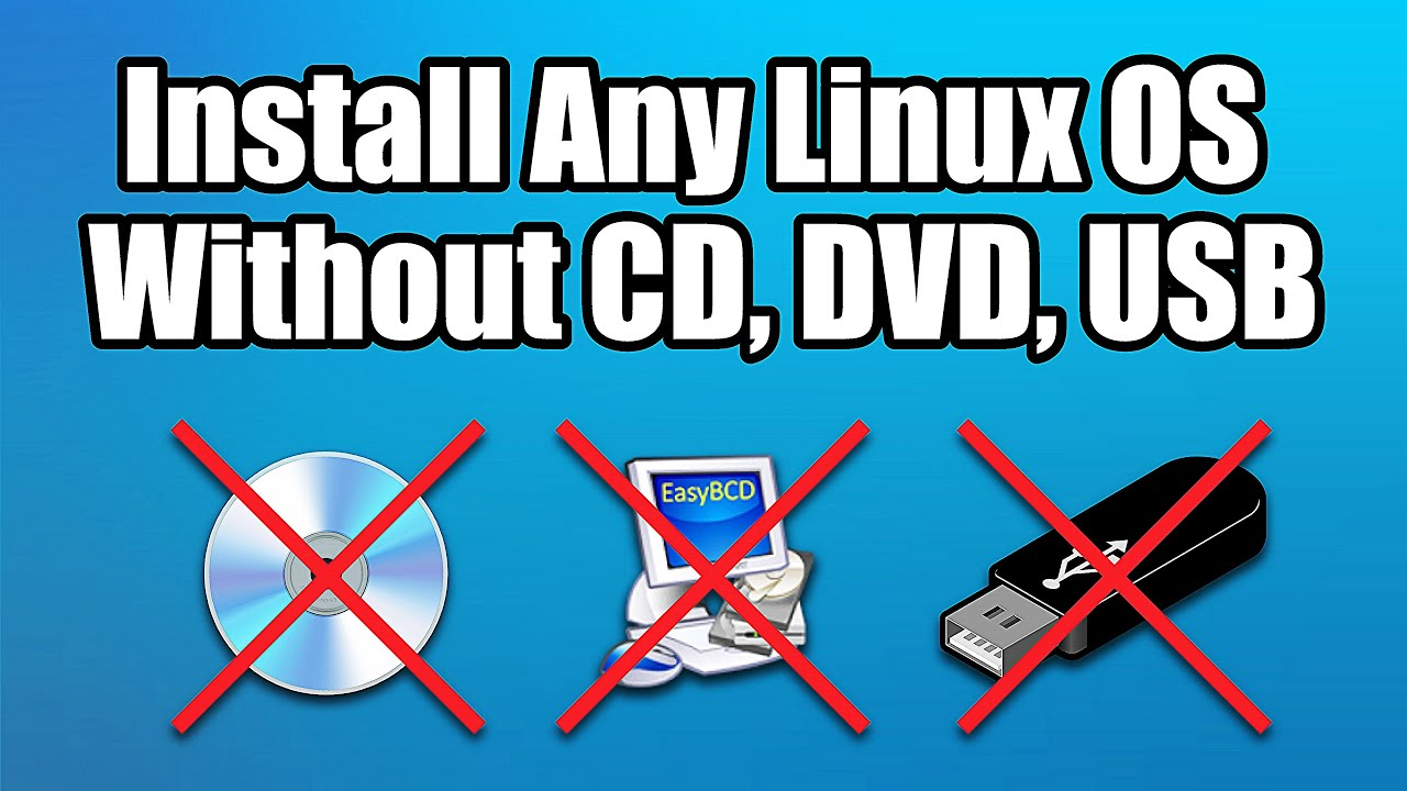 How To Install Linux Without USB [Quick Guide]