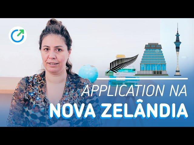 Como se Candidatar para Estudar Fora -  Nova Zelândia
