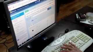 Скорость печати на клавиатуре 377 символов в минуту