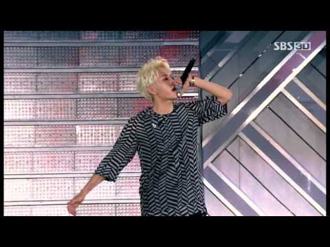 141005 BEAST - Shadow & Fiction + Beautiful Night @ SBS The 3D Dream Concert