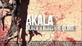 Akala - Murder Runs The Globe