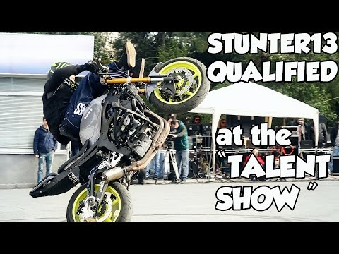 "STUNTER13 - ""TALENT SHOW"" QUALIFICATIONS IN GEORGIA"
