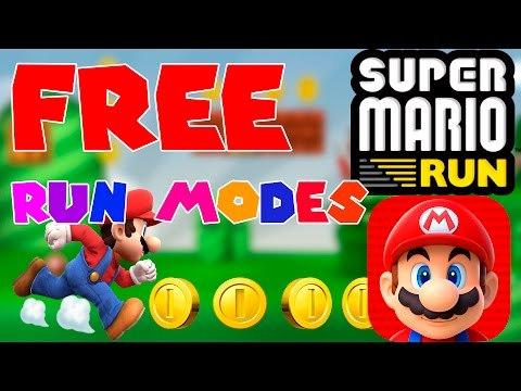 How to get all Super Mario Run Modes For FREE (NO JAILBREAK)! - 동영상