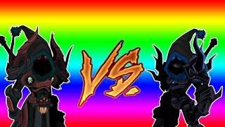 =AQW= Legion DoomKnight vs Void Highlord (Solo)