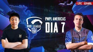 [ES] PMPL Americas Dia 7 | PUBG MOBILE Pro League 2020 - Temporada 1
