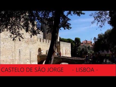 CASTELO DE SÃO JORGE LISBOA PORTUGAL