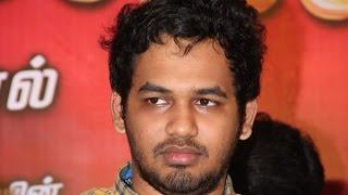 Hiphop Tamizha feels grateful for Vishal - Aambala Success Meet | Galatta Tamil