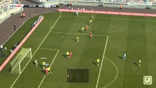 PES 2013 - FC Bayern München vs. Borussia Dortmund - PC Gameplay HD