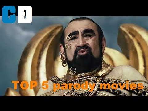 Download Top 5 Best Parody Movies EVER!!