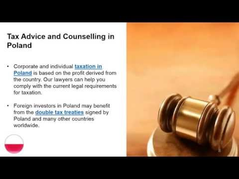 Legal Services in Poland