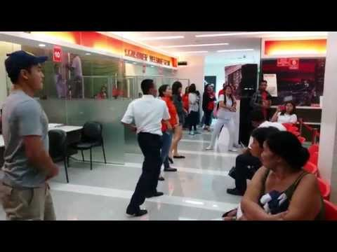 Meralco Business Center Flash Mob for KLoad