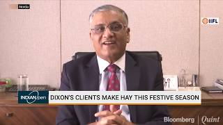 Dixon's Clients Make Hay This Festive Season