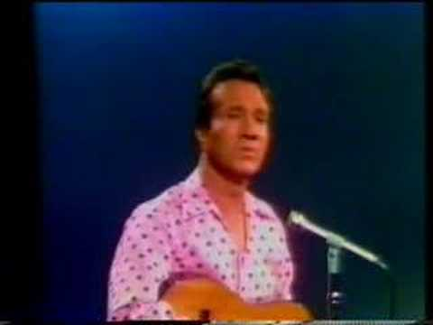 Marty Robbins Sings 'Anytime.'