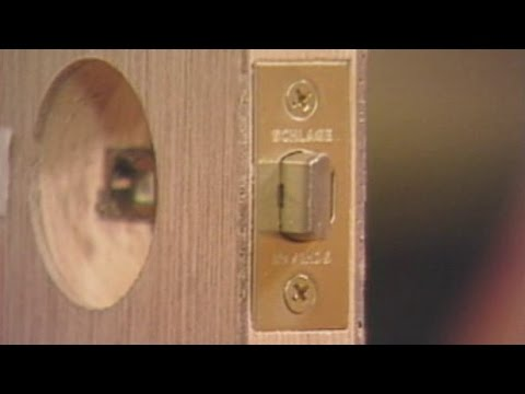 How To Install A Door Lock, Door Knob, Deadbolt