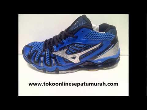 Sepatu Mizuno MID TORNADO 8 0c004d98f2