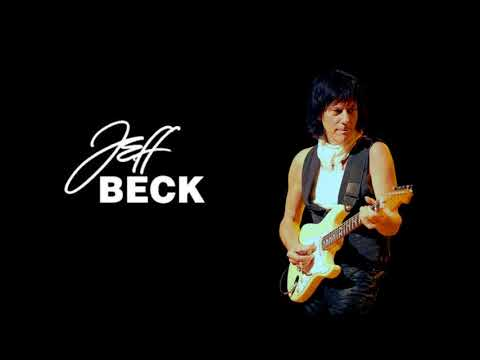 Jeff Beck - Cause We've Ended As Lovers [Backing Track]