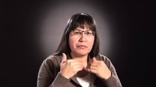 Sylvia McAdam - Protocol and Smudging