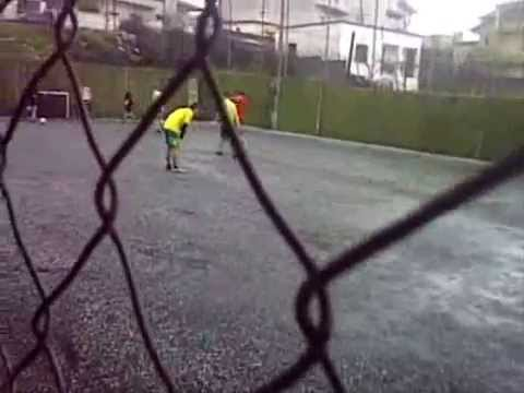 Funny football - Extreme Weather  (Albania)