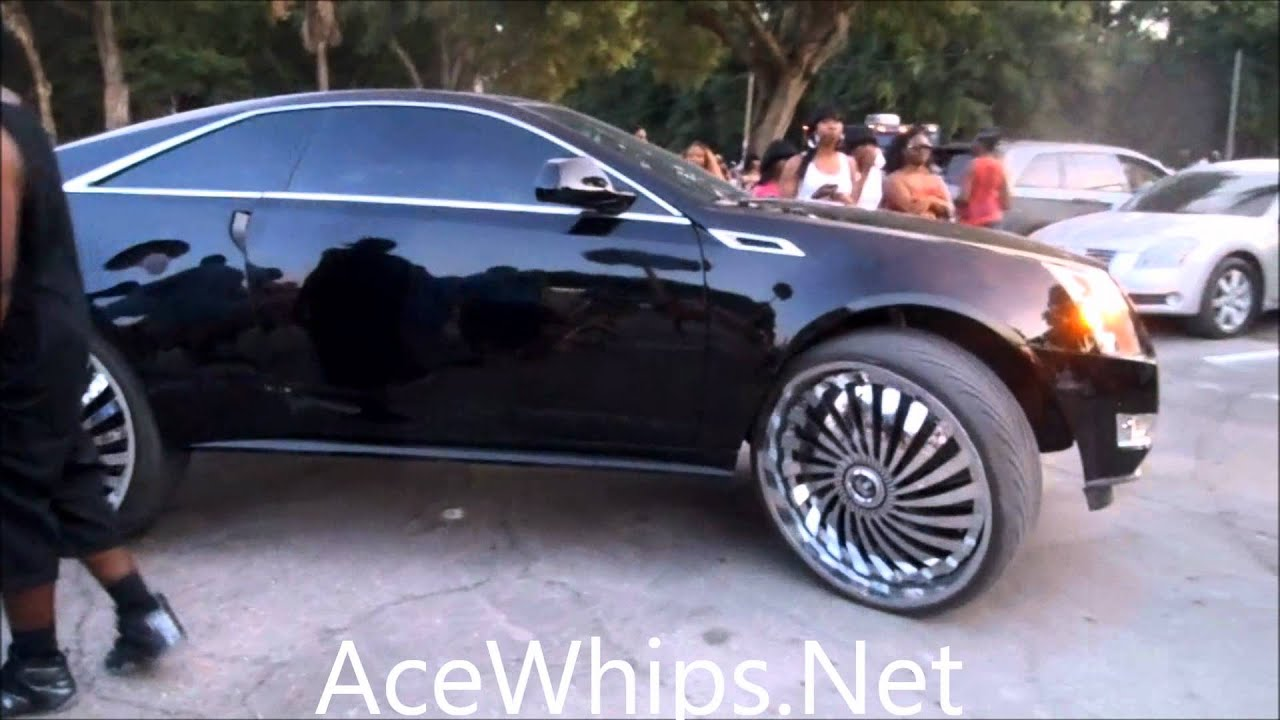 Acewhips Net First In The Game 2012 Cadillac Cts Coupe