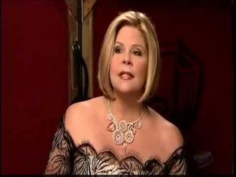 Susan Graham 2008 New Years Concert interview