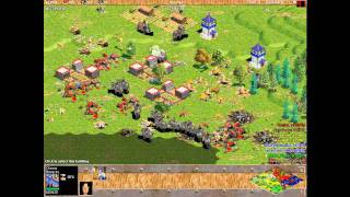 Age of Empires Rise of Rome: Gameplay Reg DM 3v3