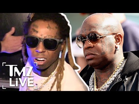 Lil Wayne Says Birdman & Universal Music Group Joined Forces To Screw Him | TMZ Live