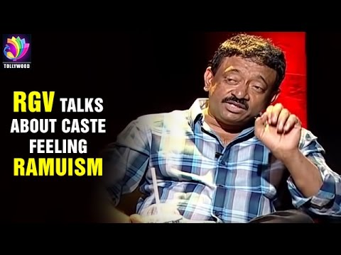 RGV Talks about Caste Feeling | Ramuism | Episode 34 | Tollywood TV Telugu