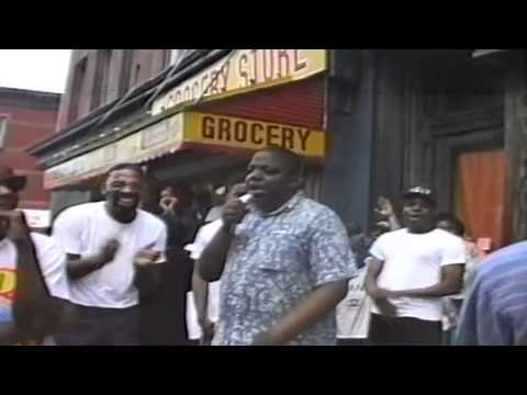BIGGIE Freestyle The Art of Rhyme movie